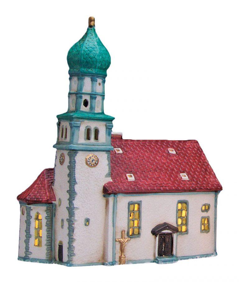 Kirche Wasserburg