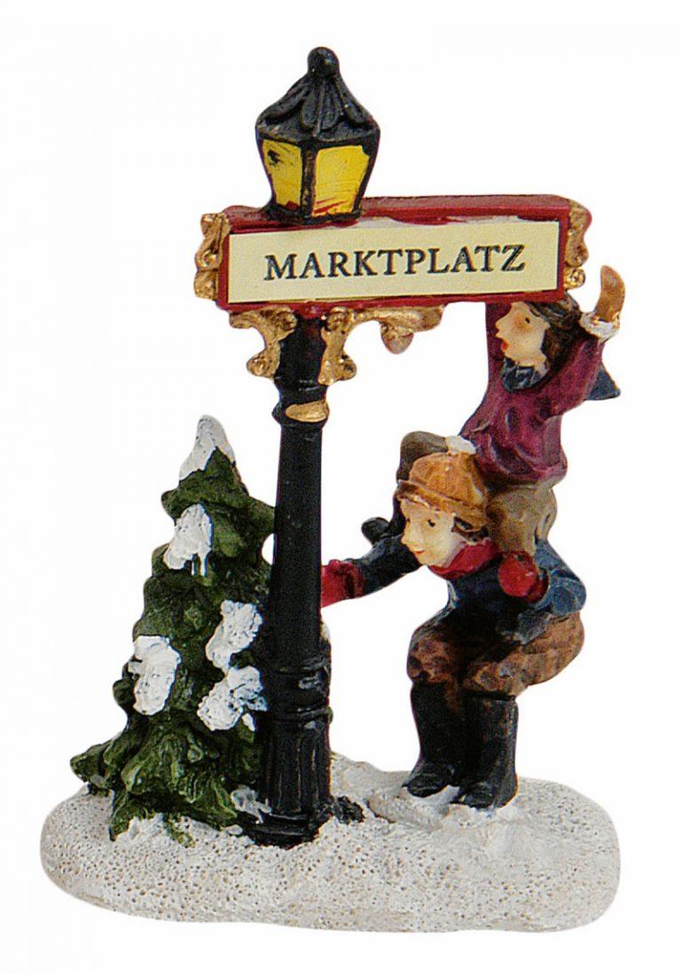 Marktplatzschild