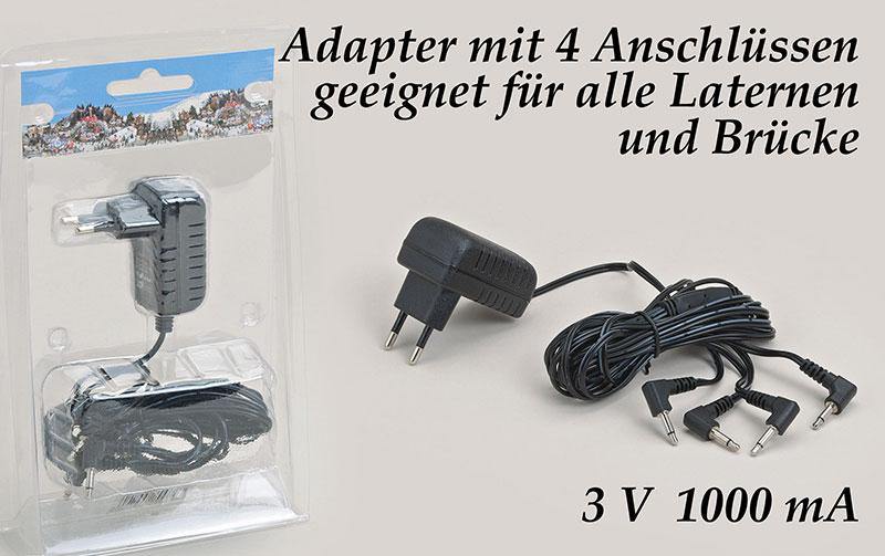 Adapter-mit-4-Anschlüssen