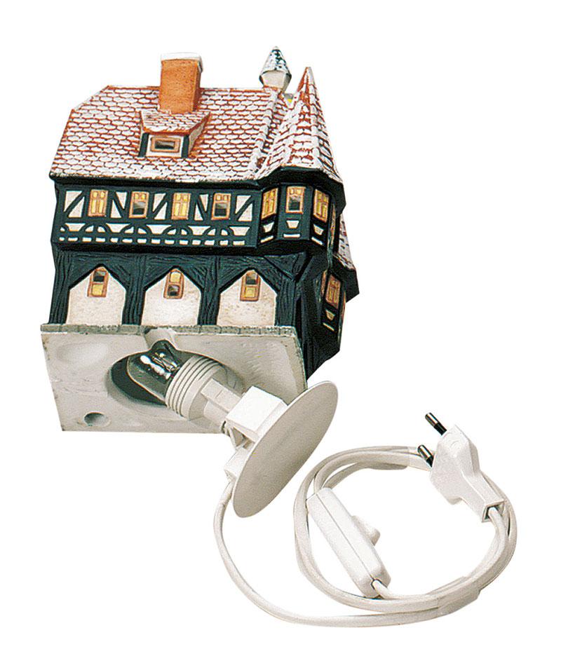 Elektrische-Beleuchtung-für-ein-Haus