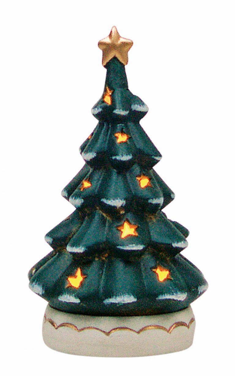 Windlicht-Tanne-aus-Porzellan-Höhe-in-15,--18,-27-cm-für-Teelicht-oder-elektr.-Beleuchtung