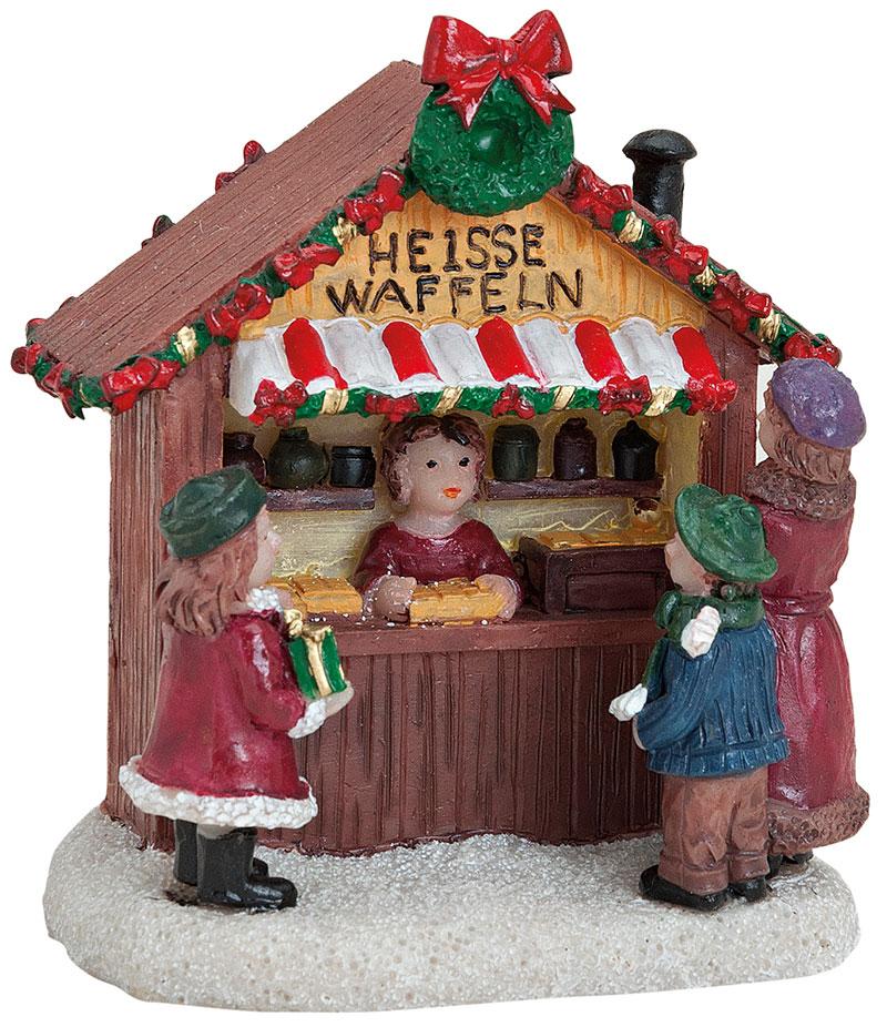 Heisse-Waffeln-Stand