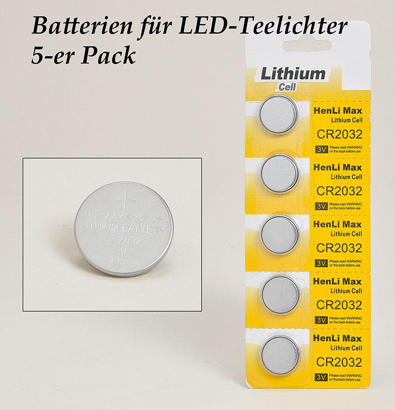 Batterien-für-LED-Teelichter